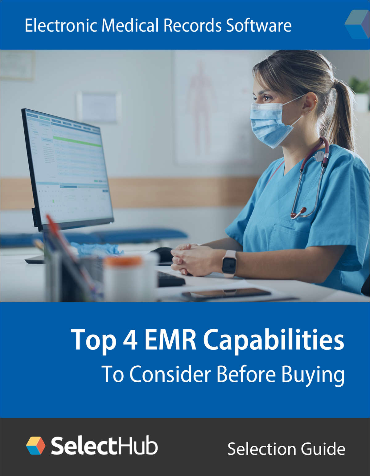 The Top 4 EMR Software Features You Must Consider Before Buying
