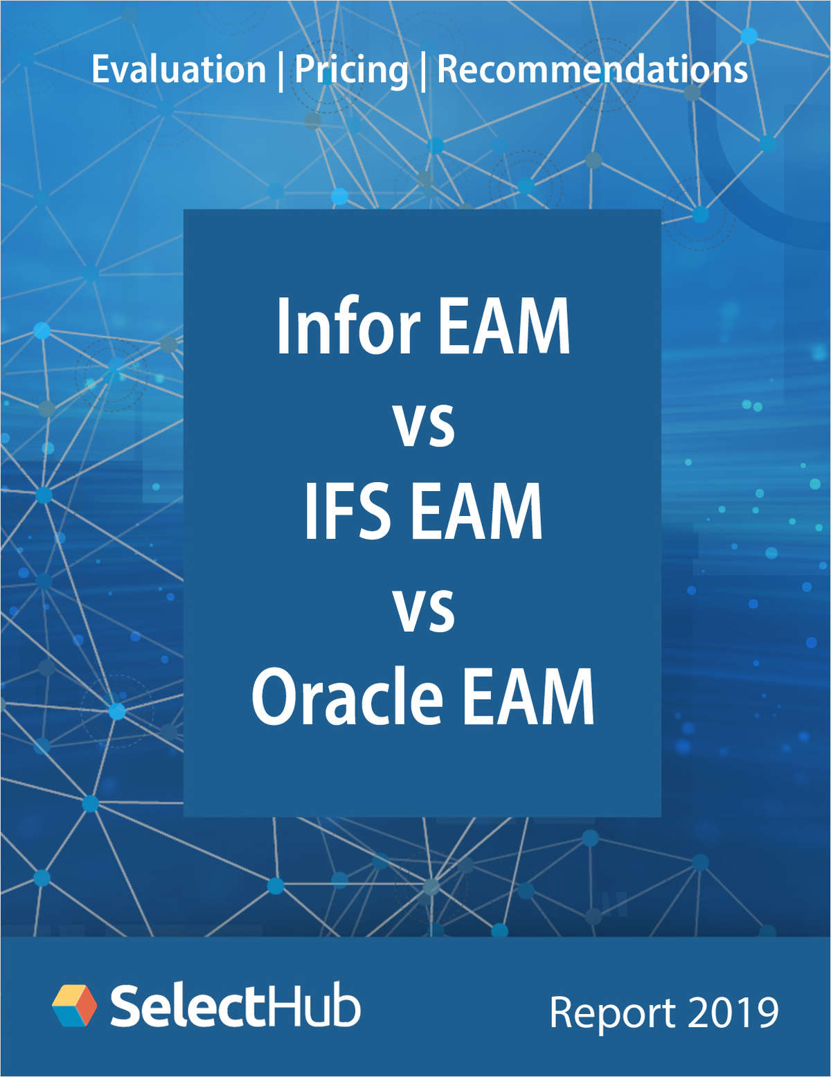 Infor EAM vs. IFS EAM vs. Oracle EAM―Expert Evaluations, Pricing & Recommendations