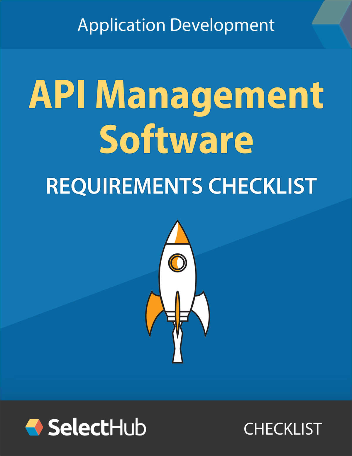 API Management Software Requirements Checklist