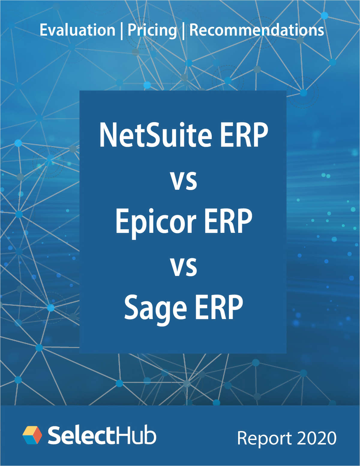NetSuite ERP vs. Epicor ERP vs. Sage ERP― Expert Evaluations, Pricing & Recommendations