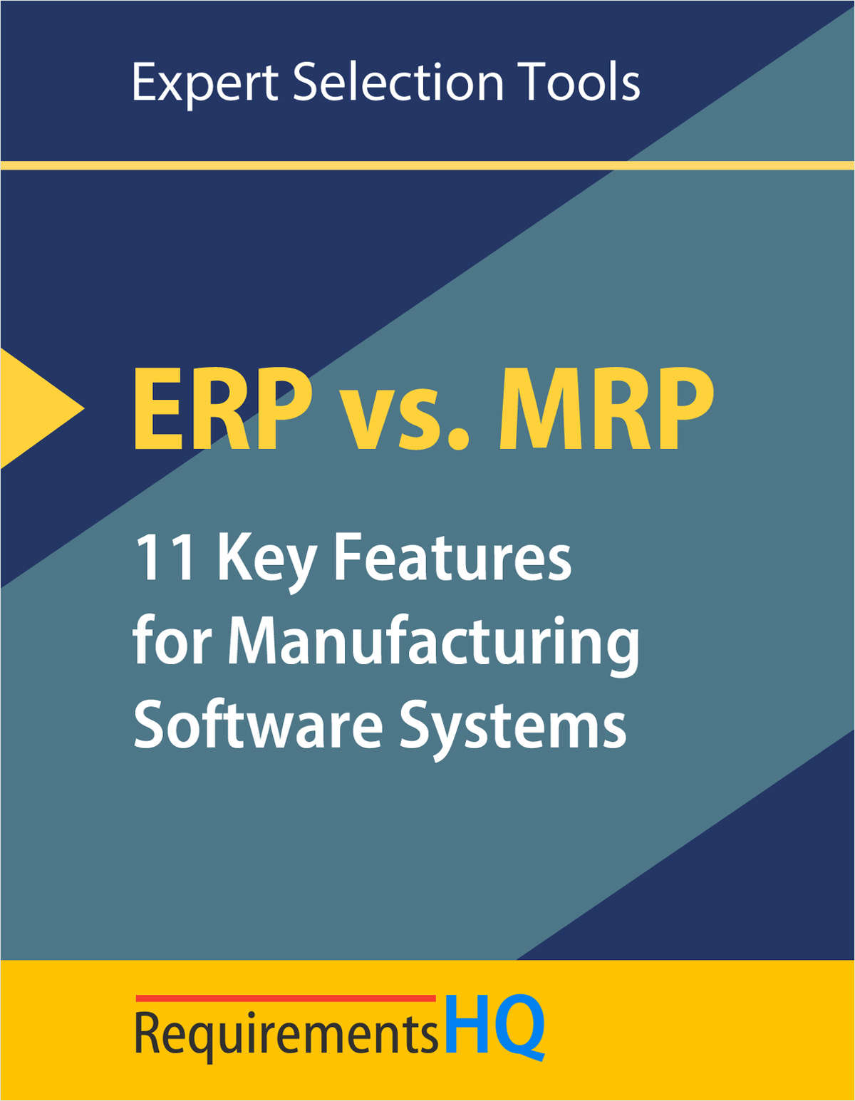 ERP vs. MRP Software--11 Key Metrics You Need to Consider Before Buying