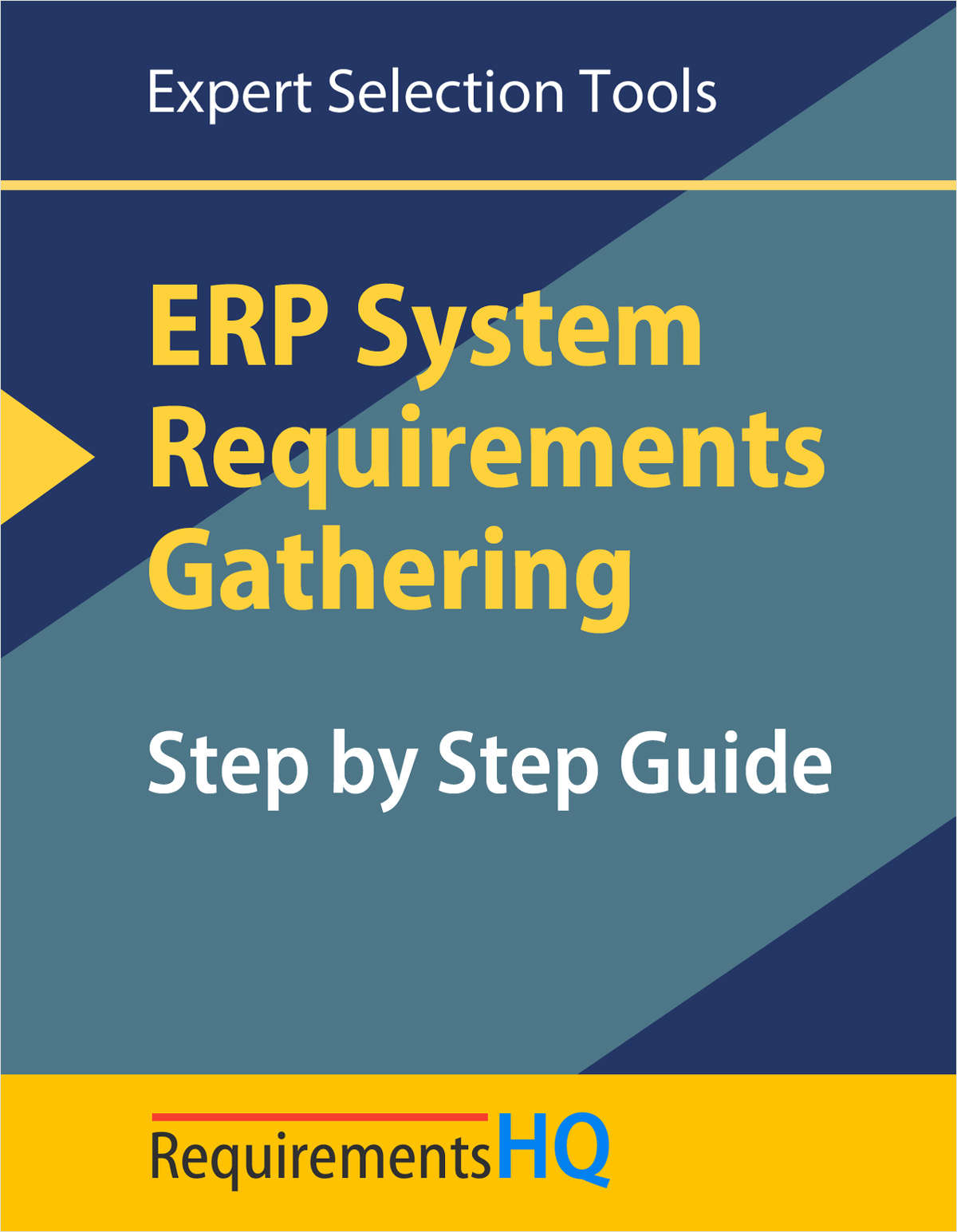 Business Requirements Gathering for an ERP System Selection