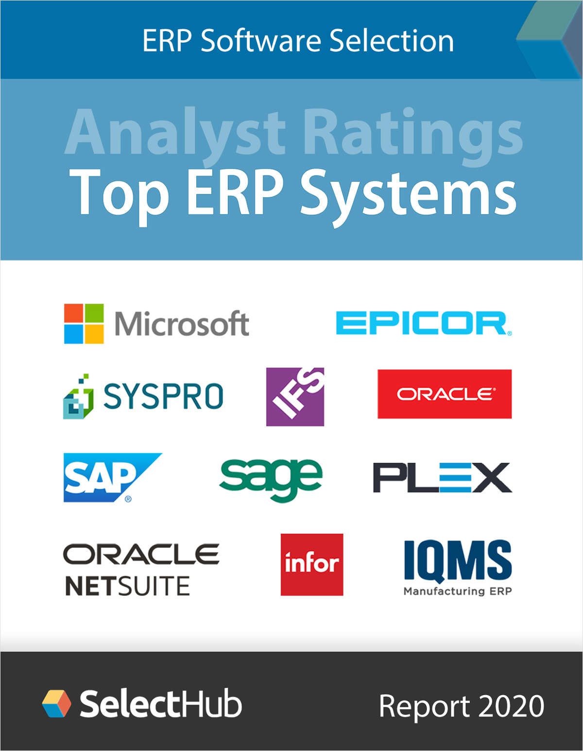 Upgrade or Replace Your ERP System? Get Analyst Ratings Report and Expert Advice