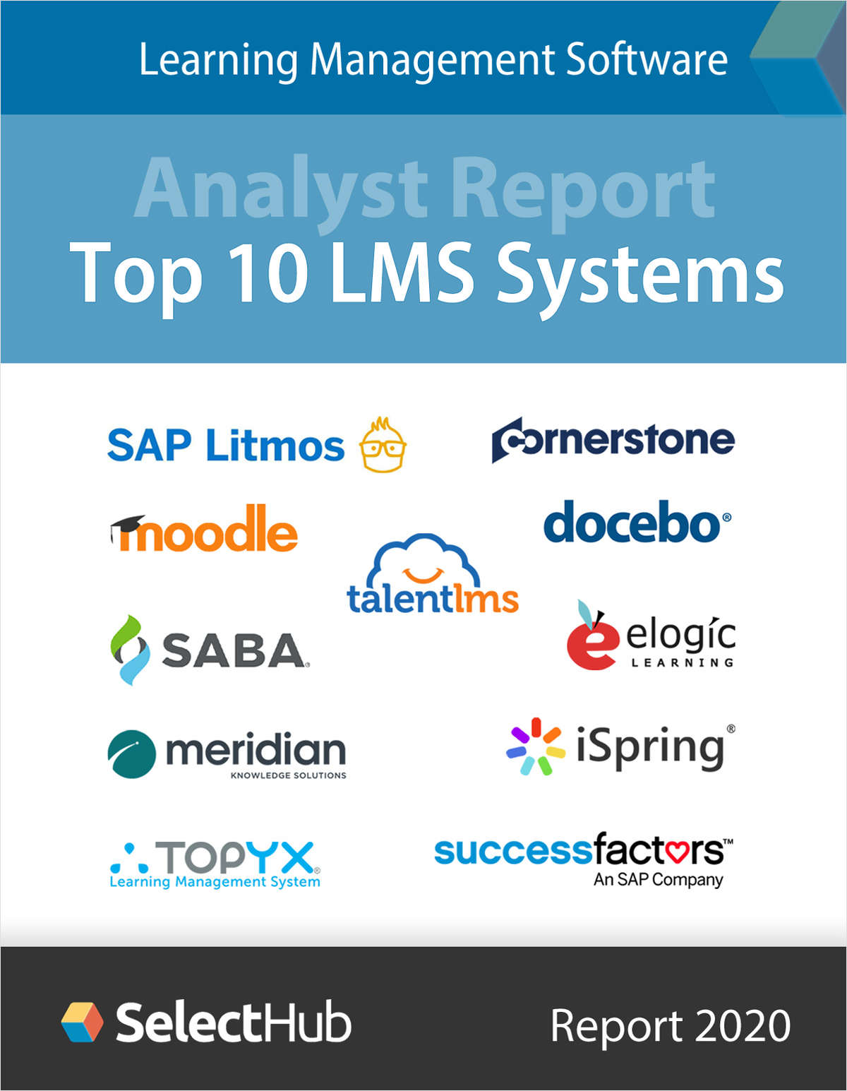 Top 10 LMS Systems for 2020--Free Analyst Report