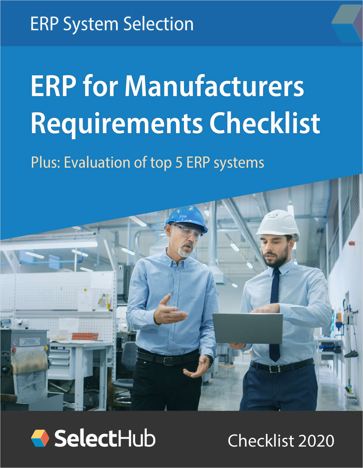 Manufacturing ERP Selection Requirements Checklist