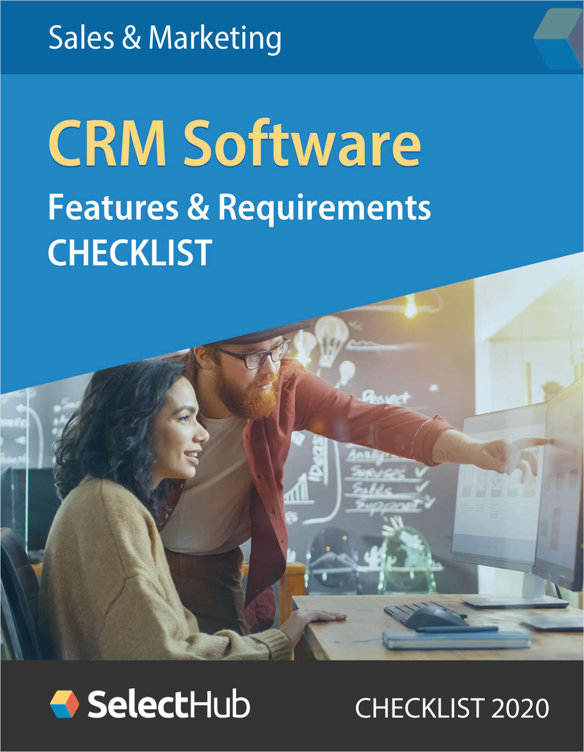 Top CRM Software Features & Requirements Checklist