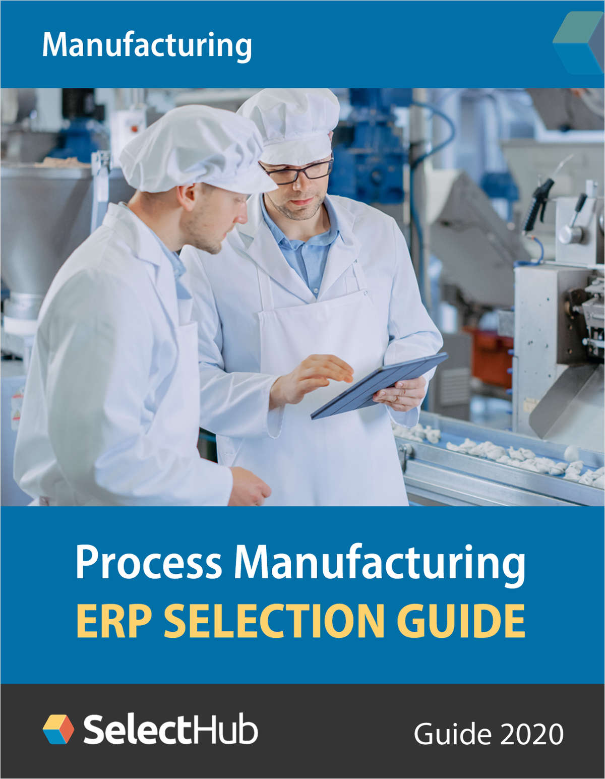 Process Manufacturing ERP Software Selection Guide
