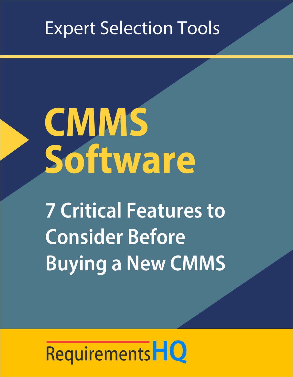 CMMS Software: 7 Critical Features to Consider Before Buying a New CMMS