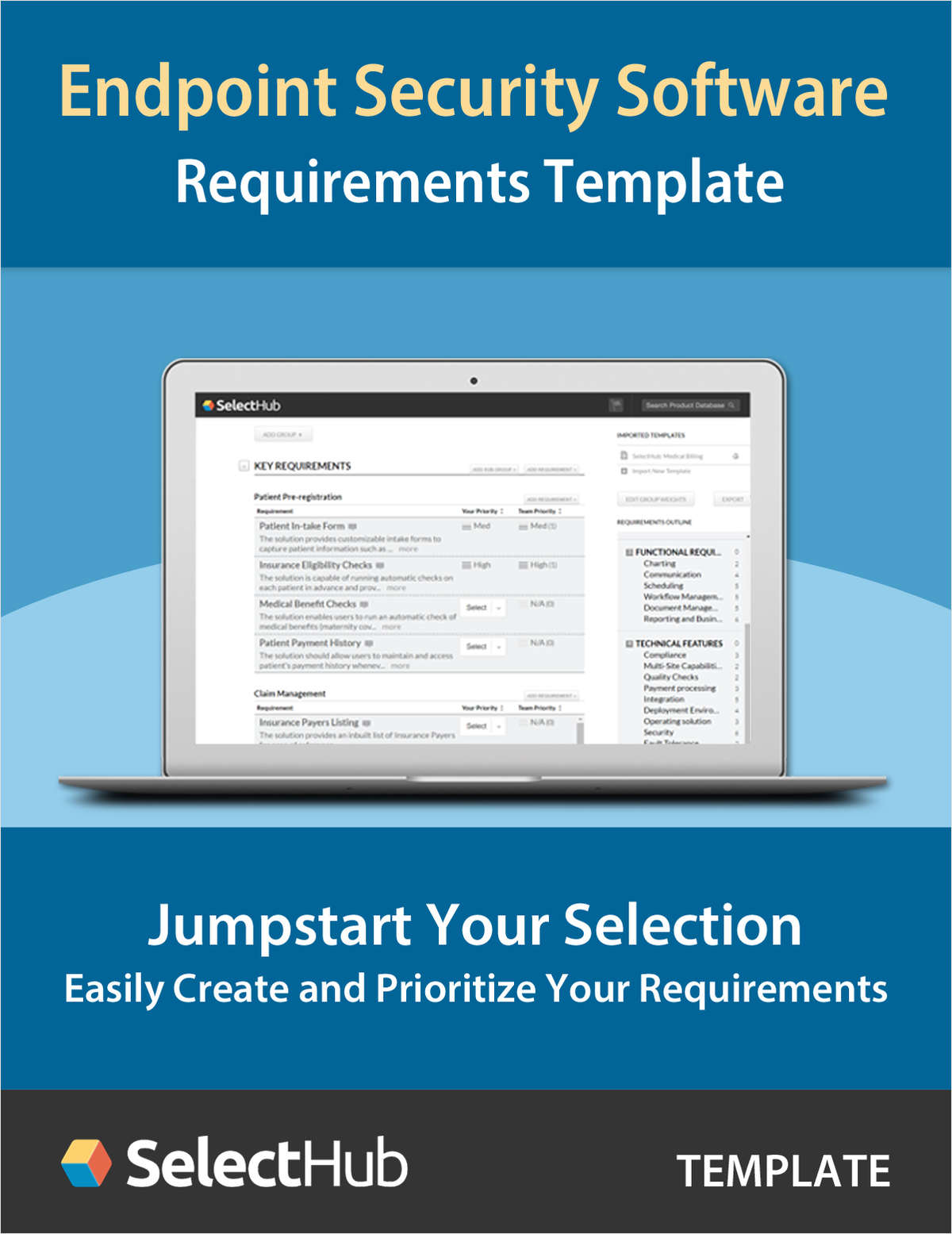 Endpoint Security Software Requirements Gathering Template