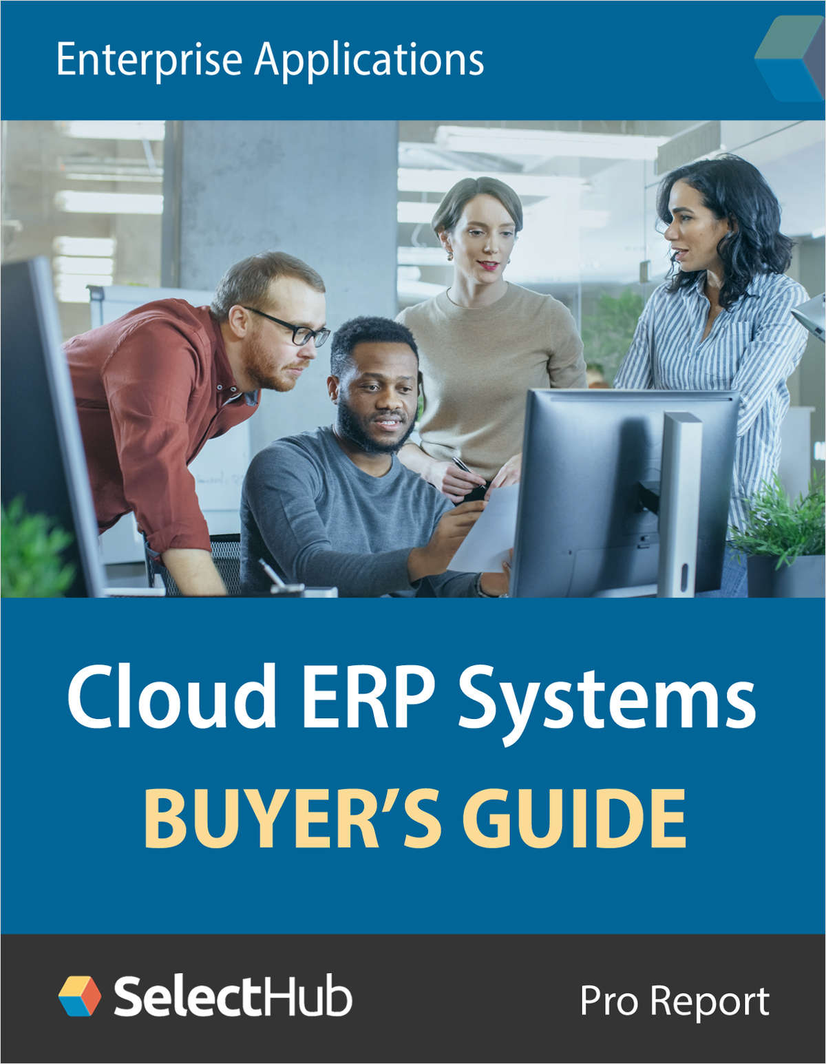 Cloud ERP Systems Buyer's Guide 2020