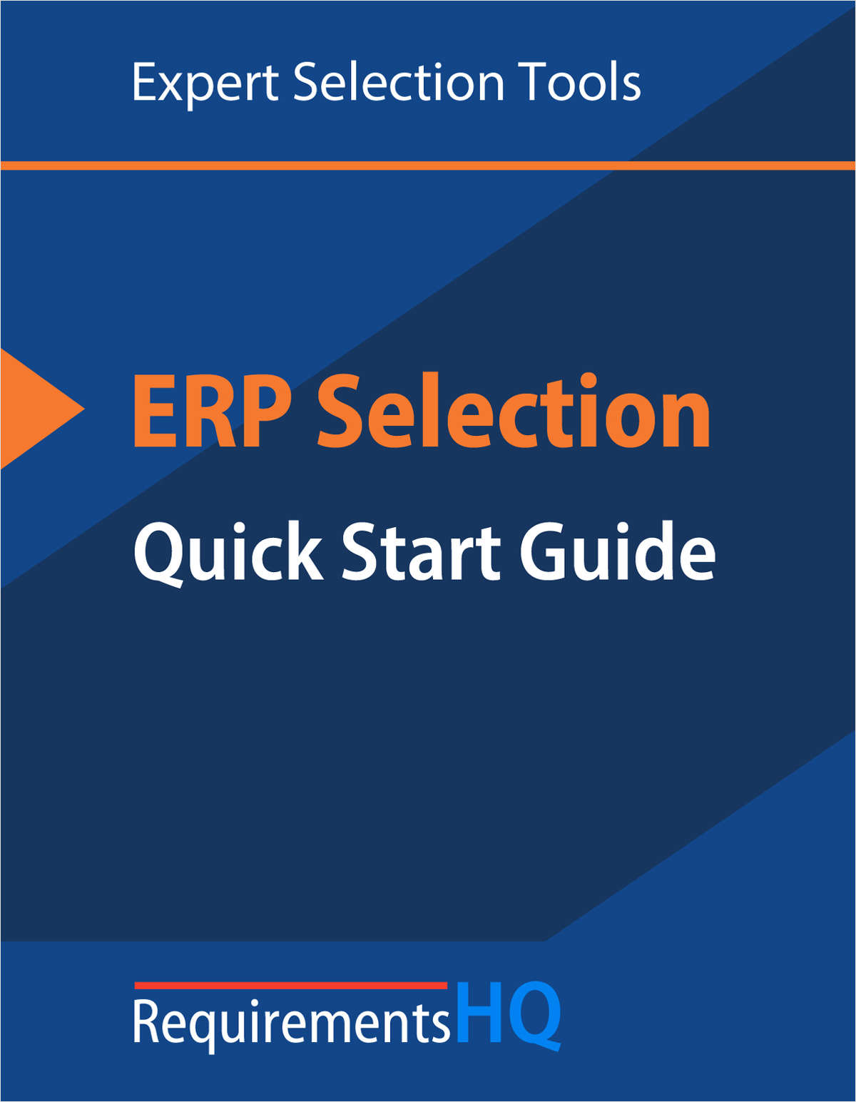 ERP System Selection Quick Start Guide