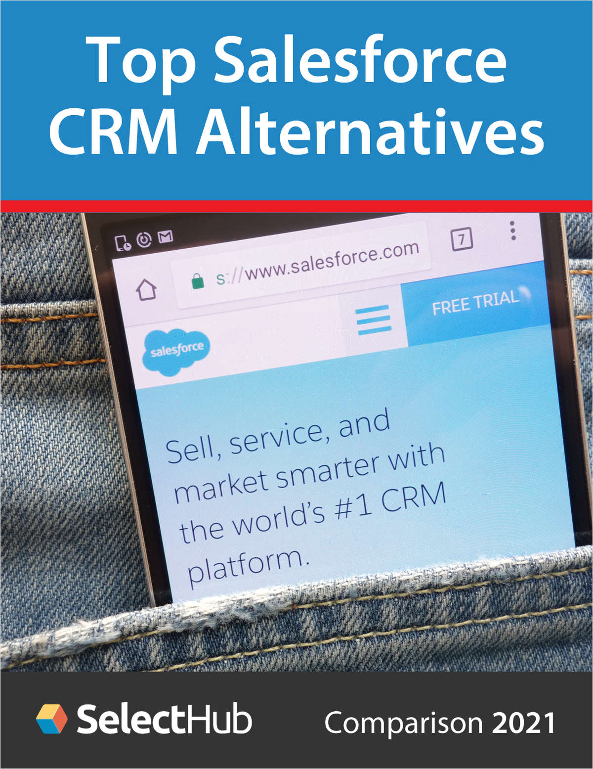 Top Salesforce CRM Alternatives & Competitors for 2021