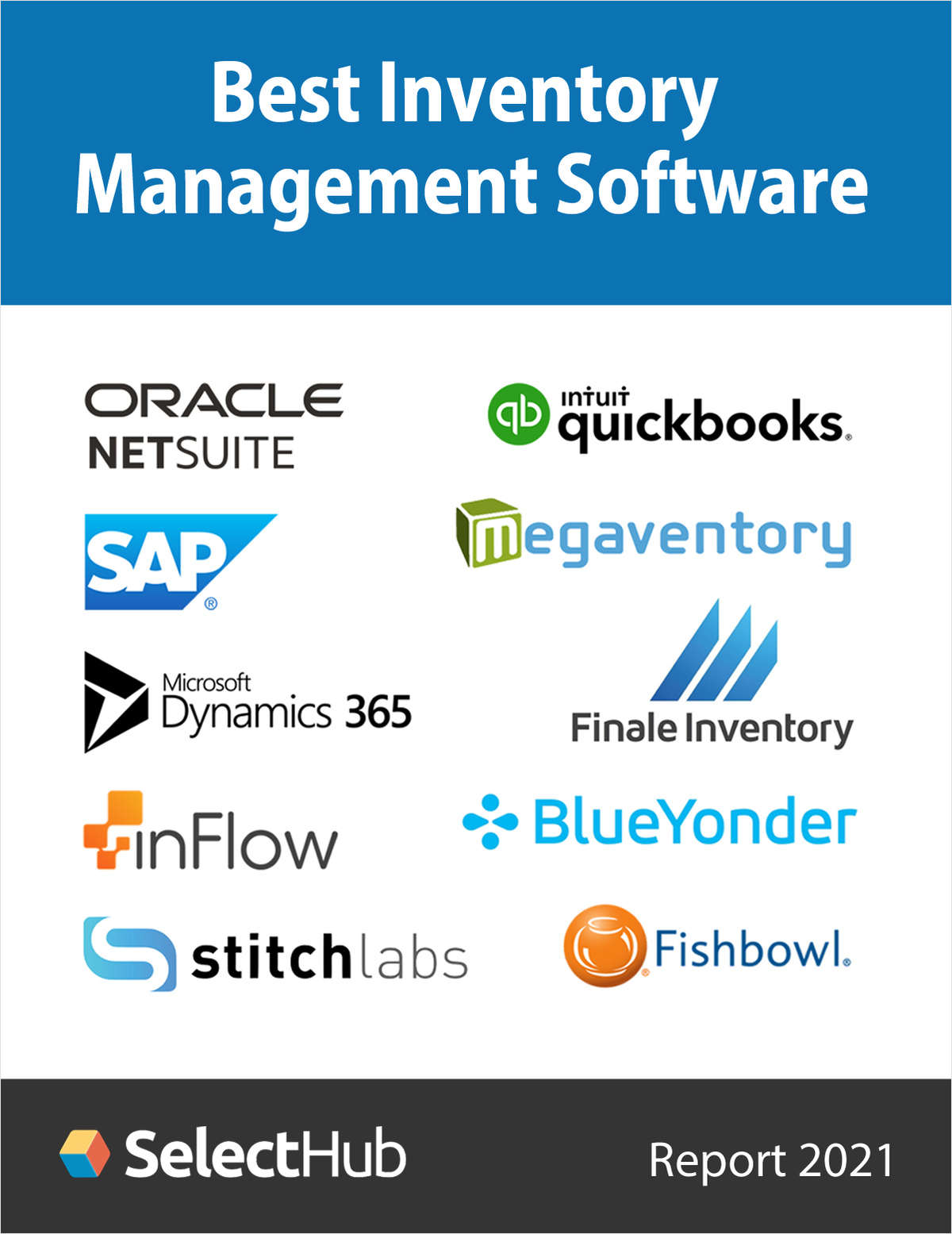 Best Inventory Management Software 2021--Expert Reviews, Recommendations, Pricing