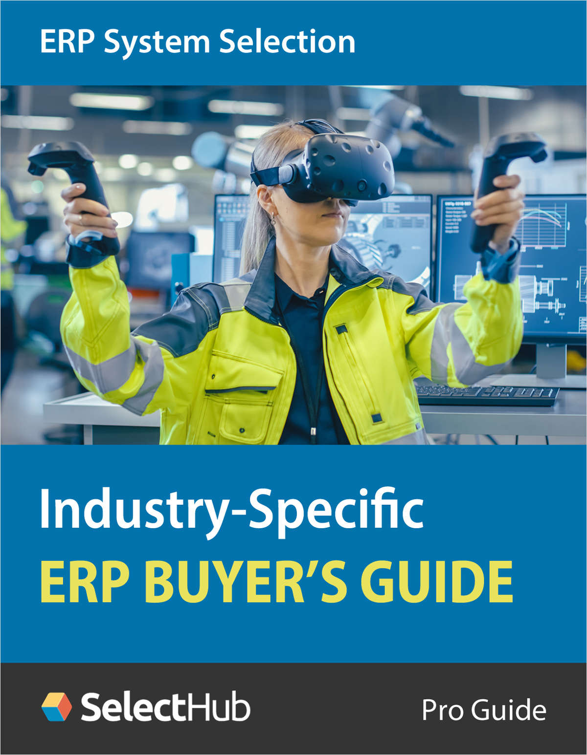 Industry-Specific ERP Software Buyer's Guide 2021