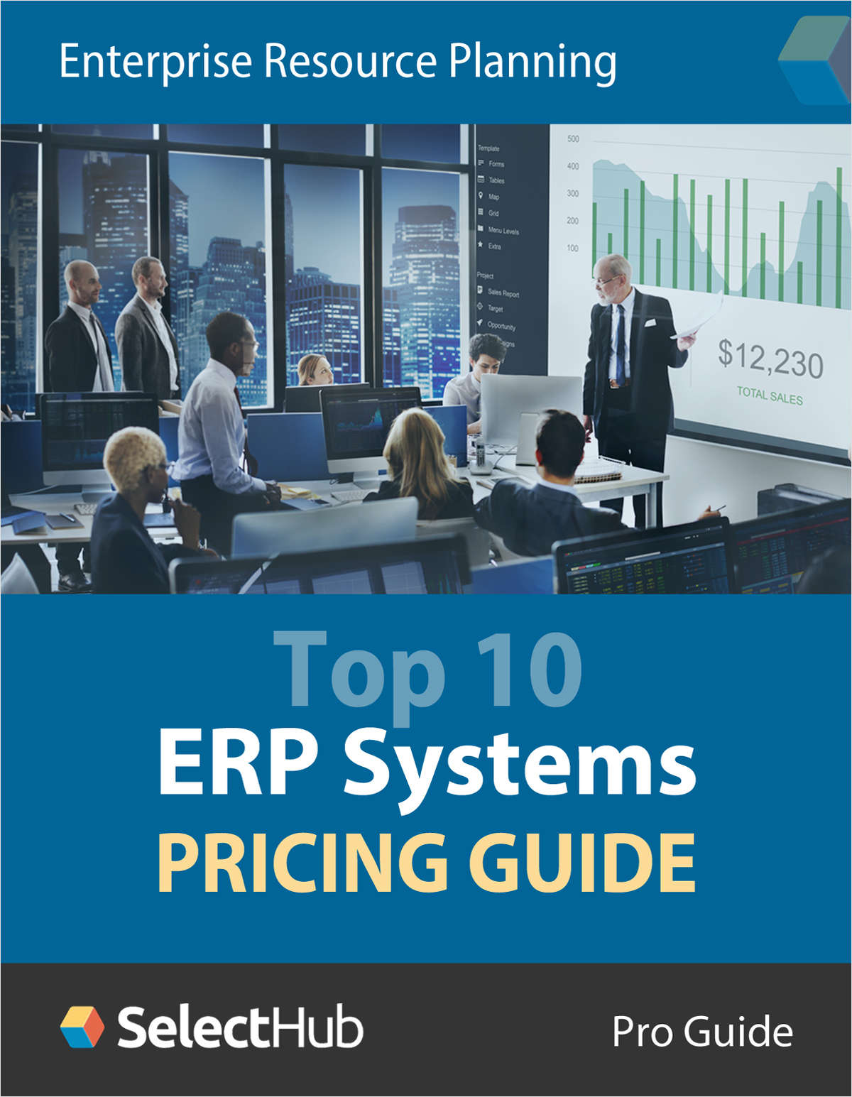 ERP Systems Software--Top 10 Pricing Guide 2021