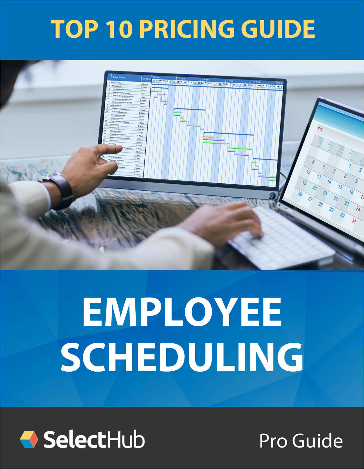 Best Employee Scheduling Software--Top 10 Pricing Guide