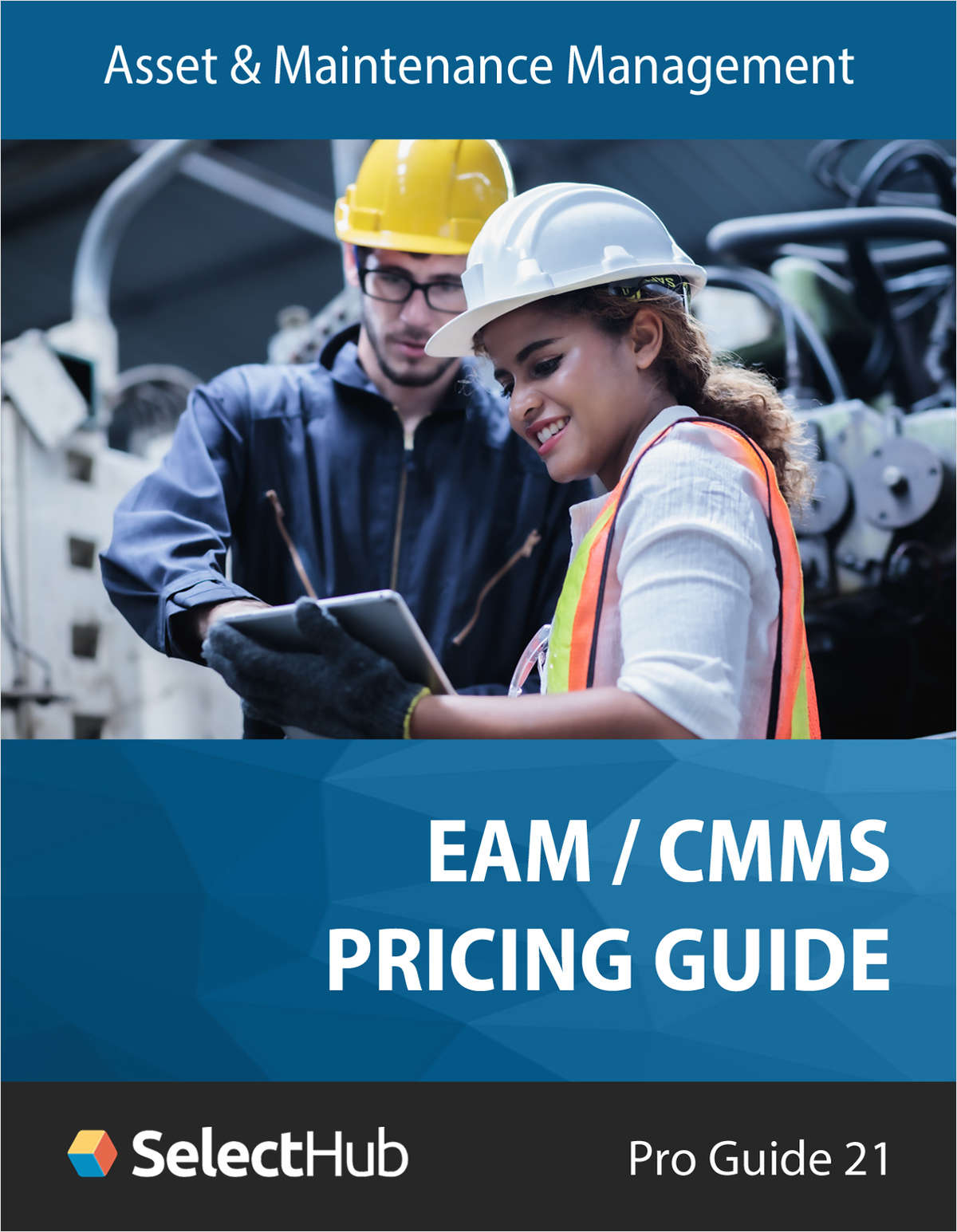 EAM/CMMS Software Pricing Comparison Guide 2021