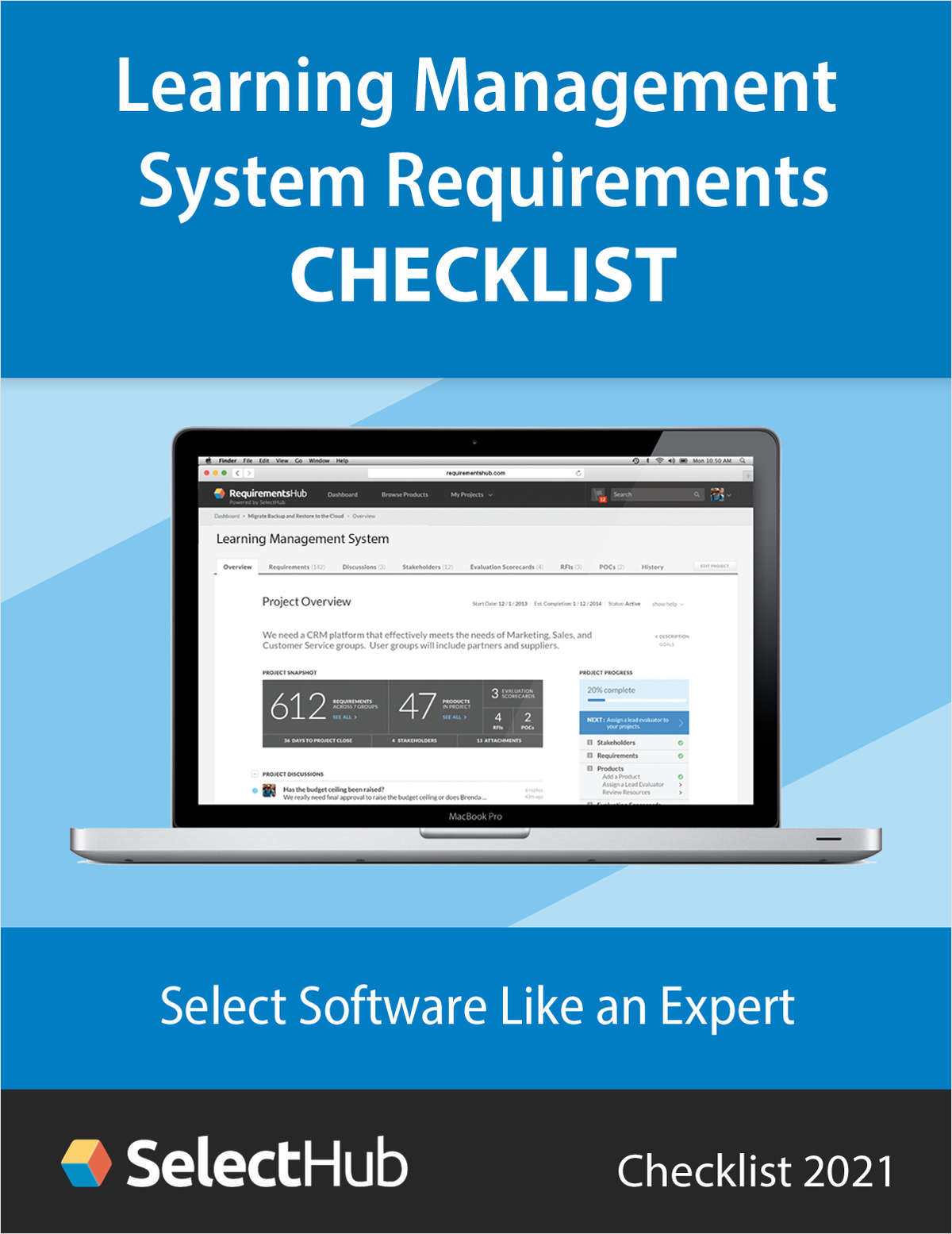 Learning Management System (LMS) Requirements Checklist for 2021