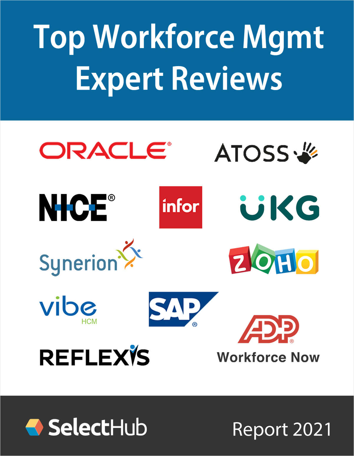 Top Workforce Management Software 2021--Expert Reviews, Recommendations, Pricing