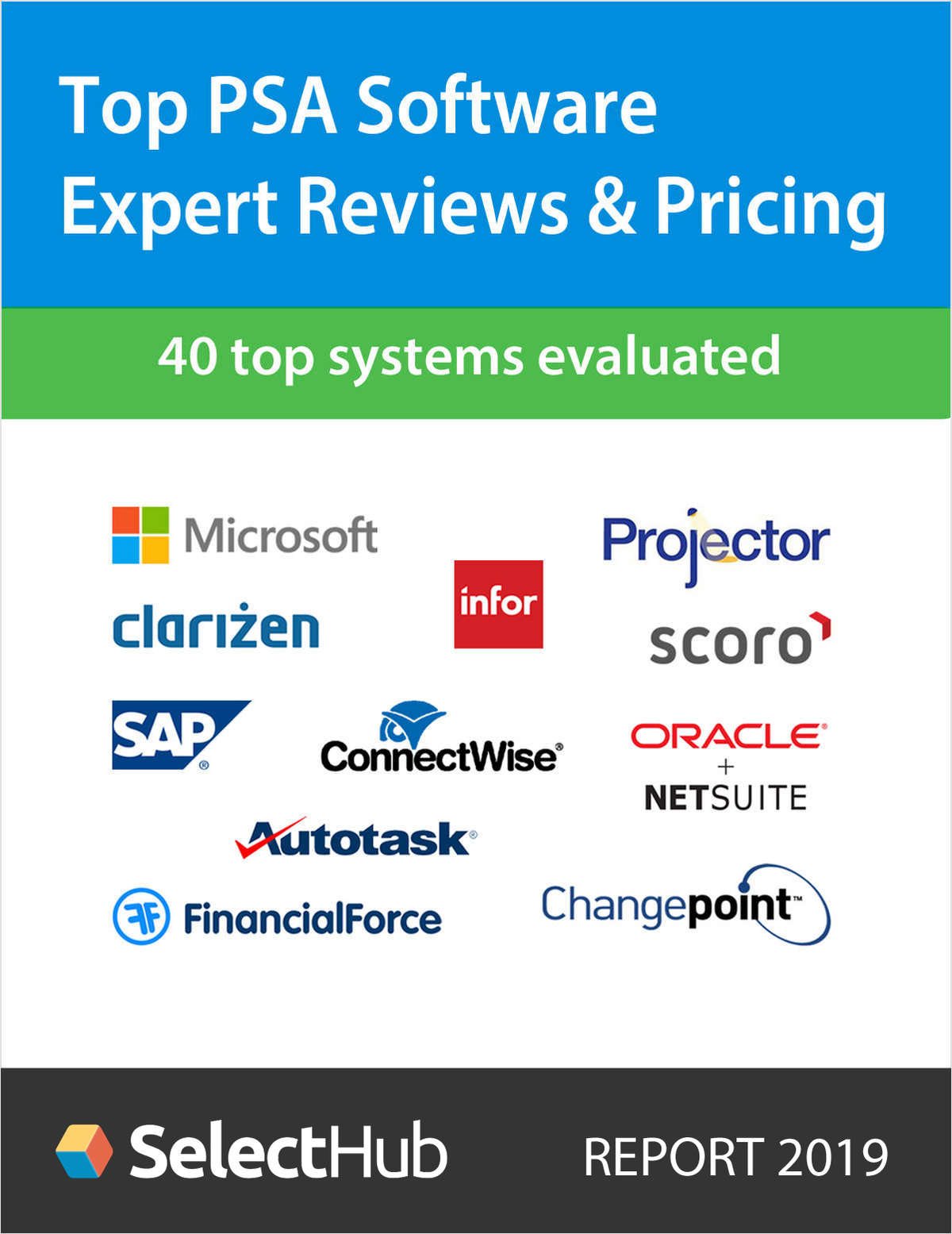 Top PSA Software 2019--Expert Reviews and Pricing--Free Analyst Report