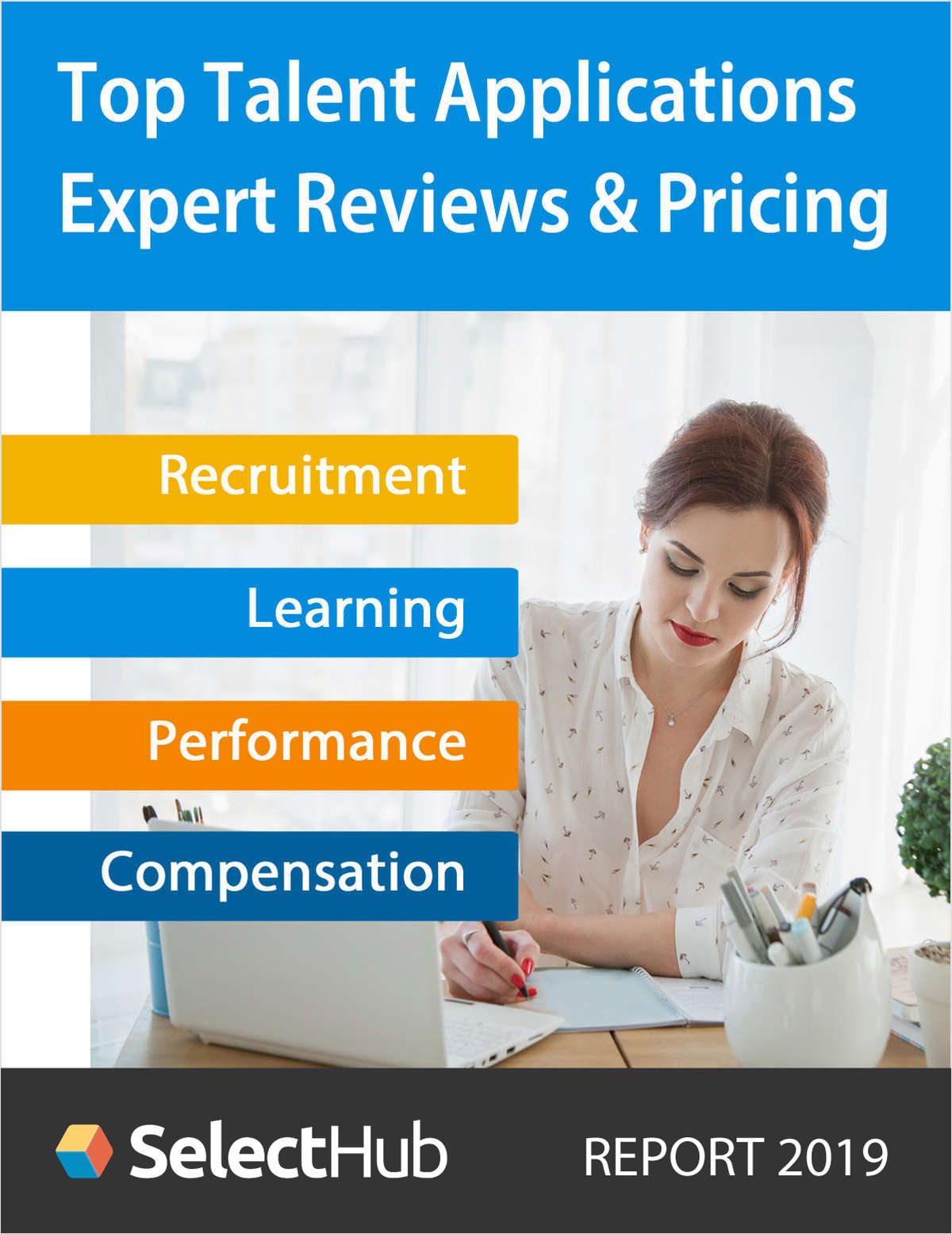 Top Talent Management Applications 2019--Get Expert Reviews and Pricing