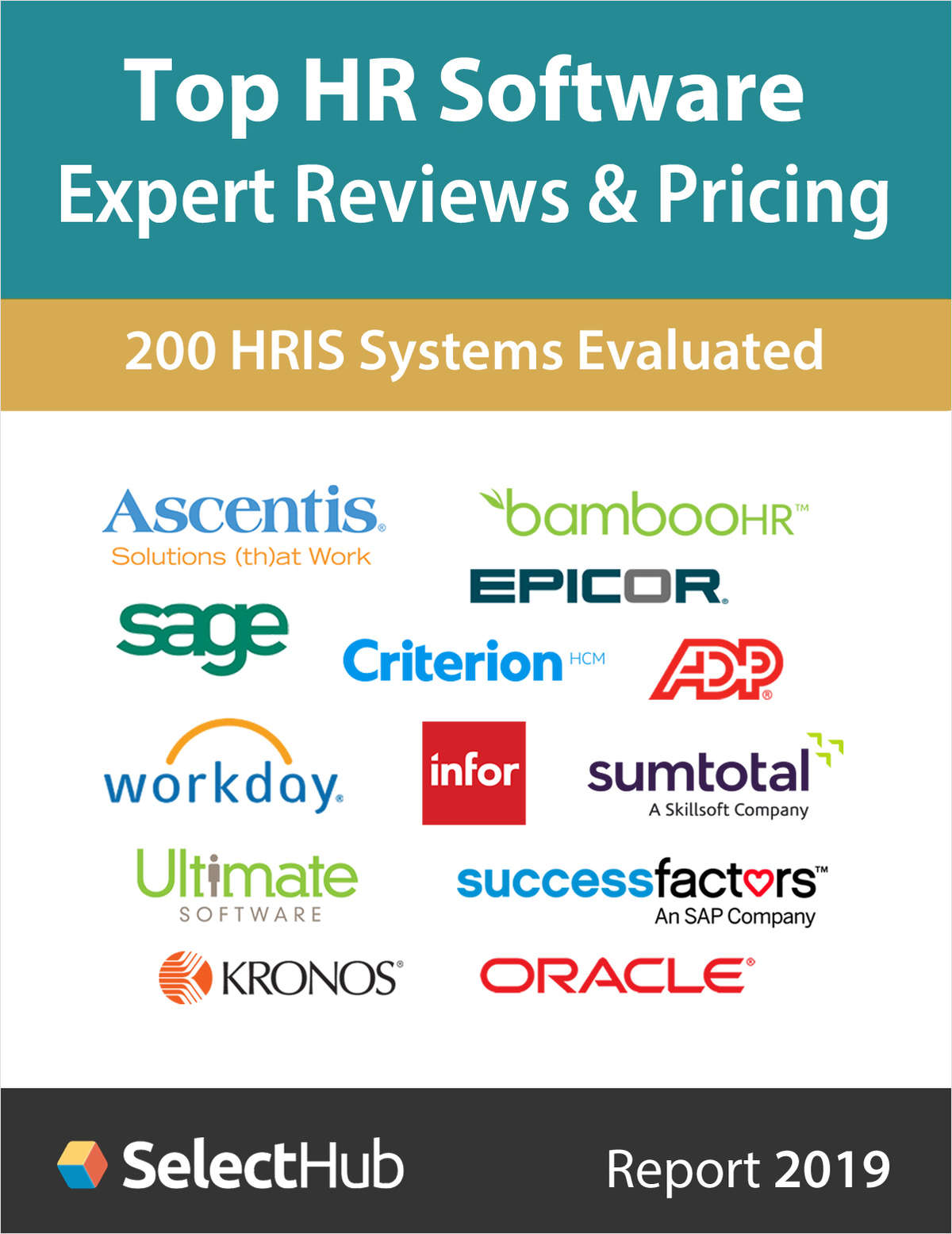 Top HR Software for 2019--Get Expert Reviews & Pricing--Free Analyst Report