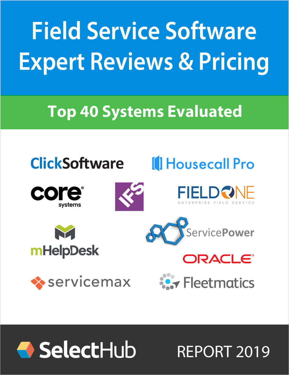 Top Field Service Management Software--Expert Reviews and Pricing