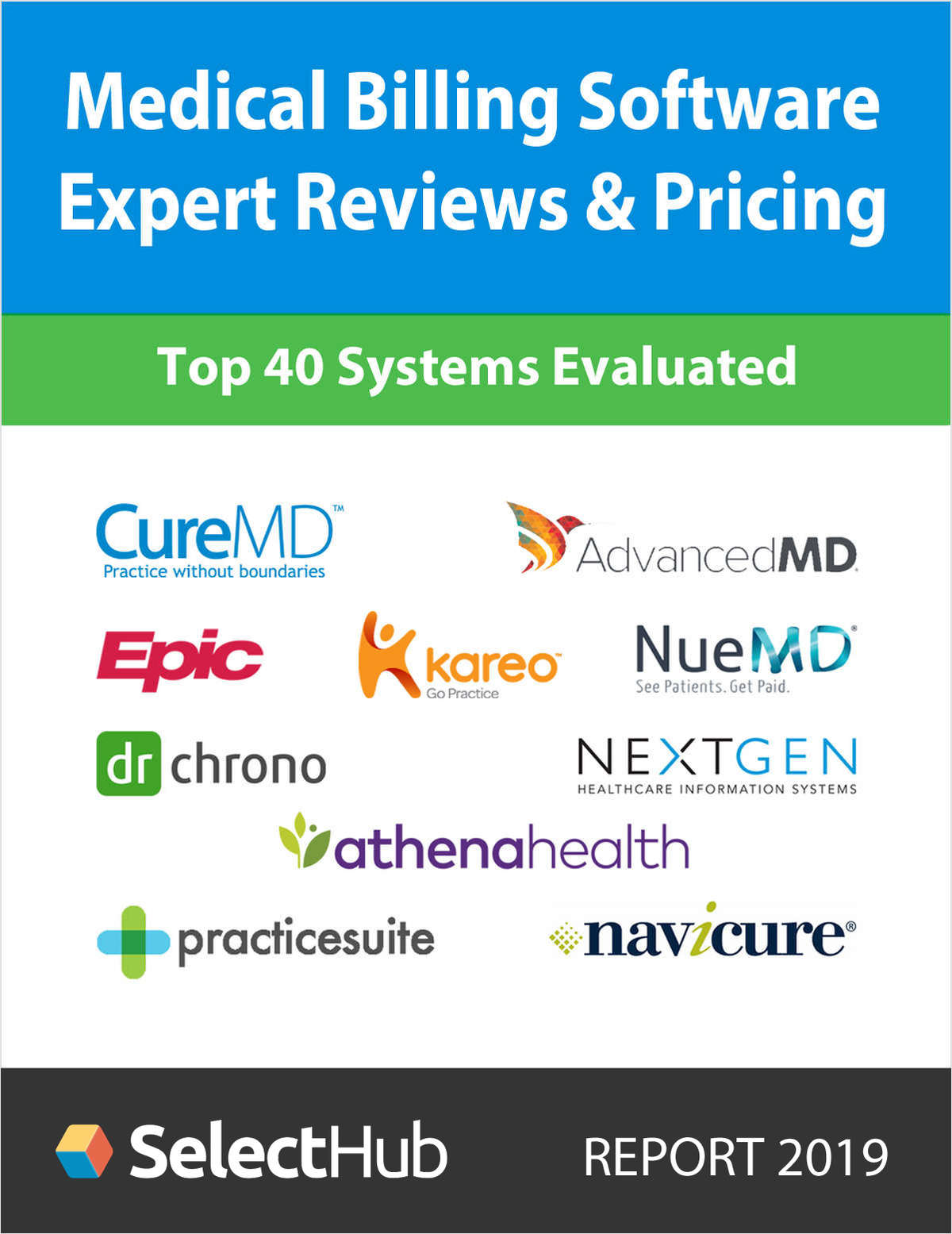 Top Medical Billing Software--Expert Reviews and Pricing