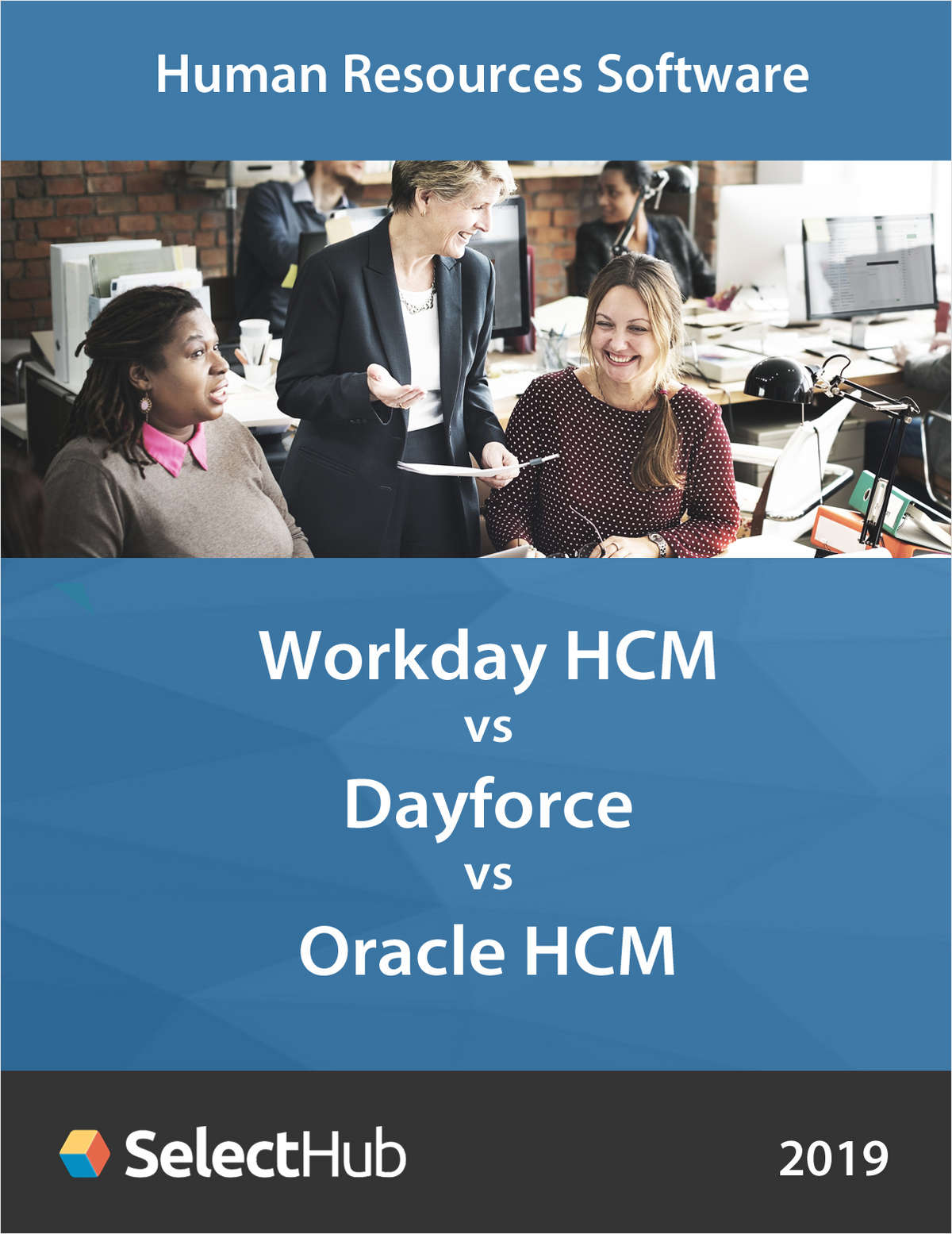 Workday HCM Software Alternatives―Competitive Report