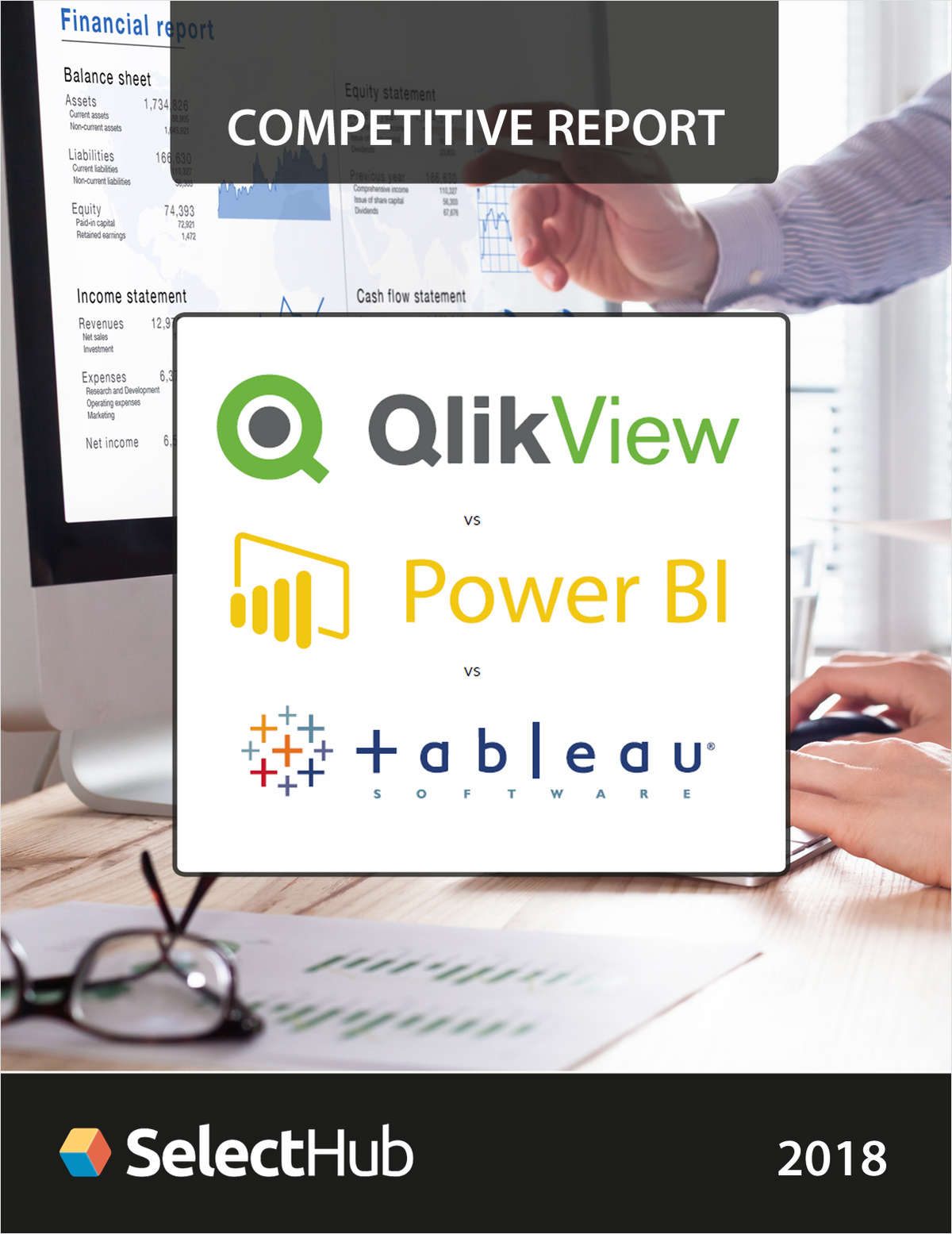 Tableau BI Software Alternatives--Competitive Report