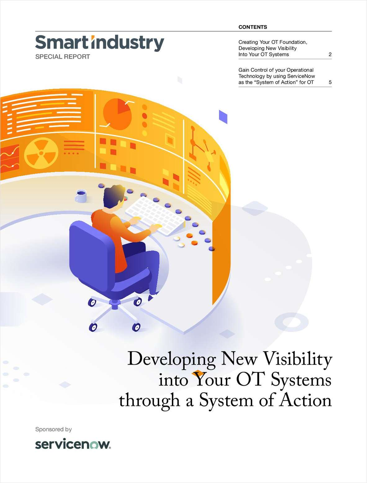 Developing New Visibility into Your OT Systems through a System of Action