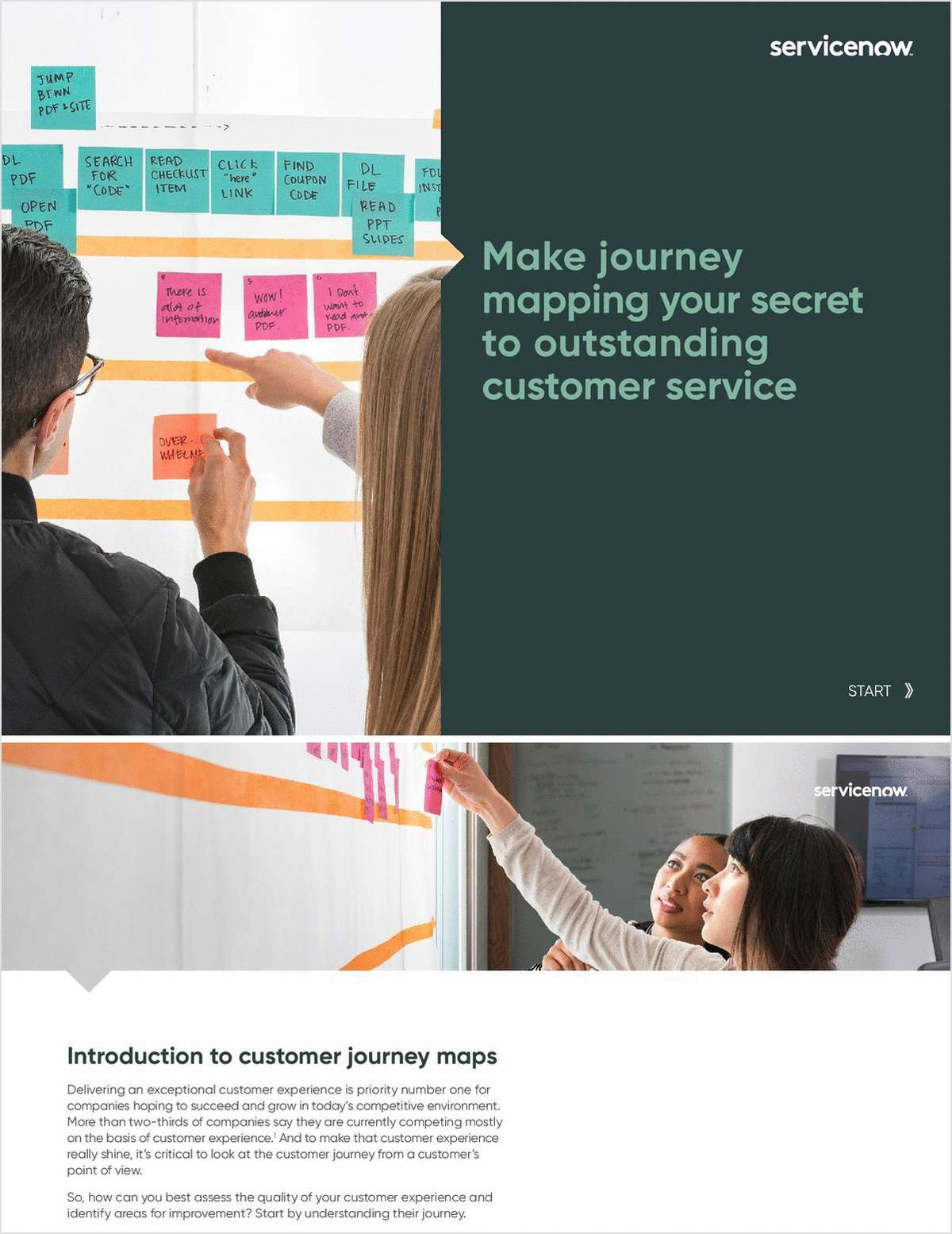 Make Journey Mapping Your Secret to Outstanding Customer Service