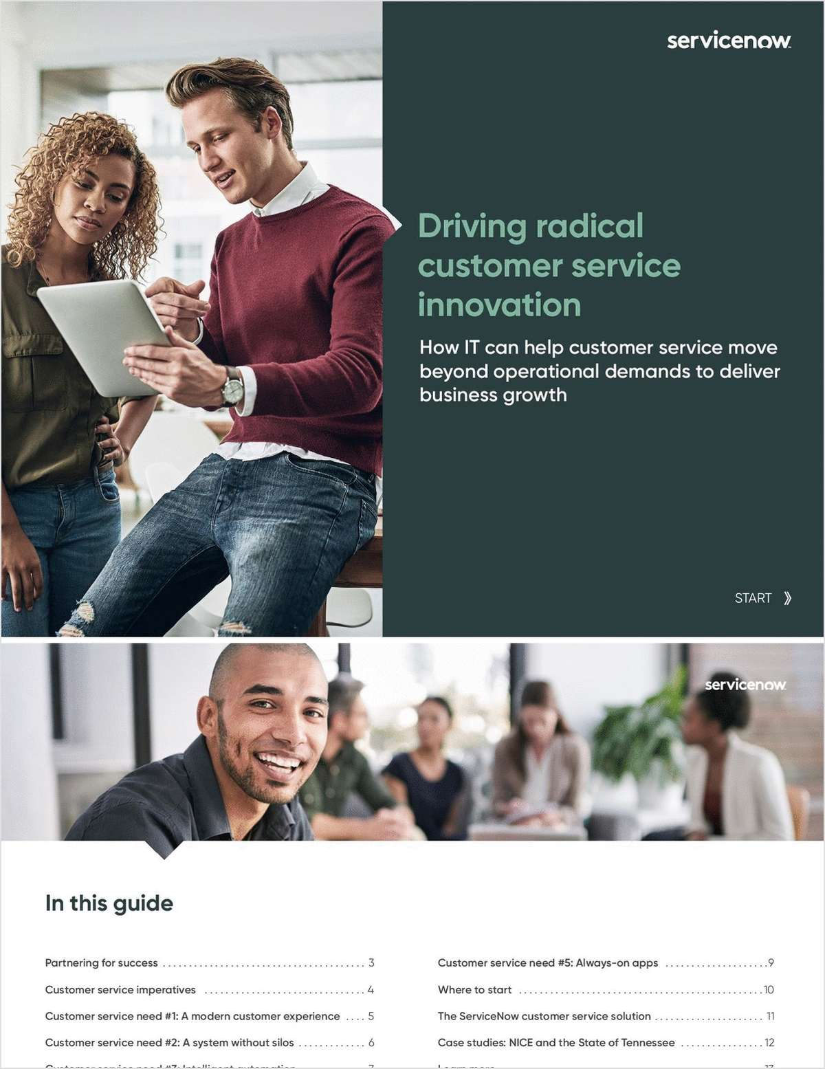 Driving Radical Customer Service Innovation: Move Beyond Operational Demands to Deliver Proactive Strategies that Drive Business Growth