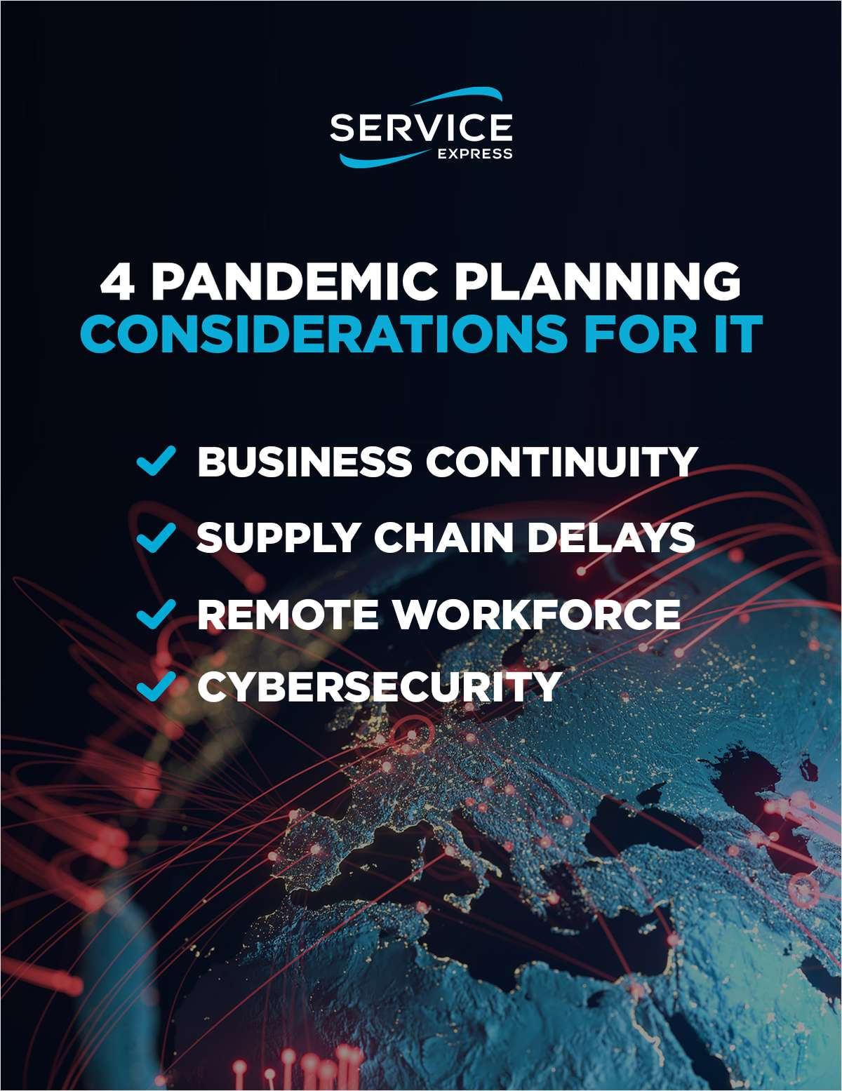 4 Pandemic Planning Considerations for IT