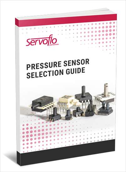 Pressure Sensor Selection Guide