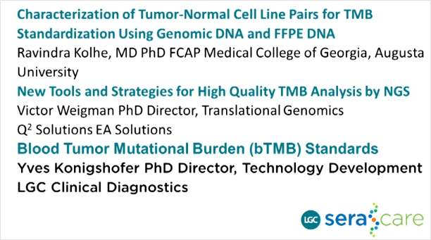 New Tools and Strategies for High Quality TMB Analysis by NGS
