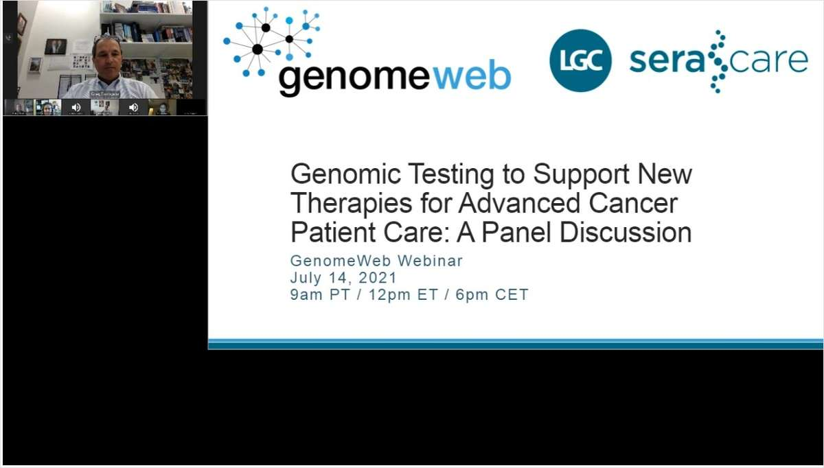 Genomic Testing to Support New Therapies for Advanced Cancer Patient Care: A Panel Discussion