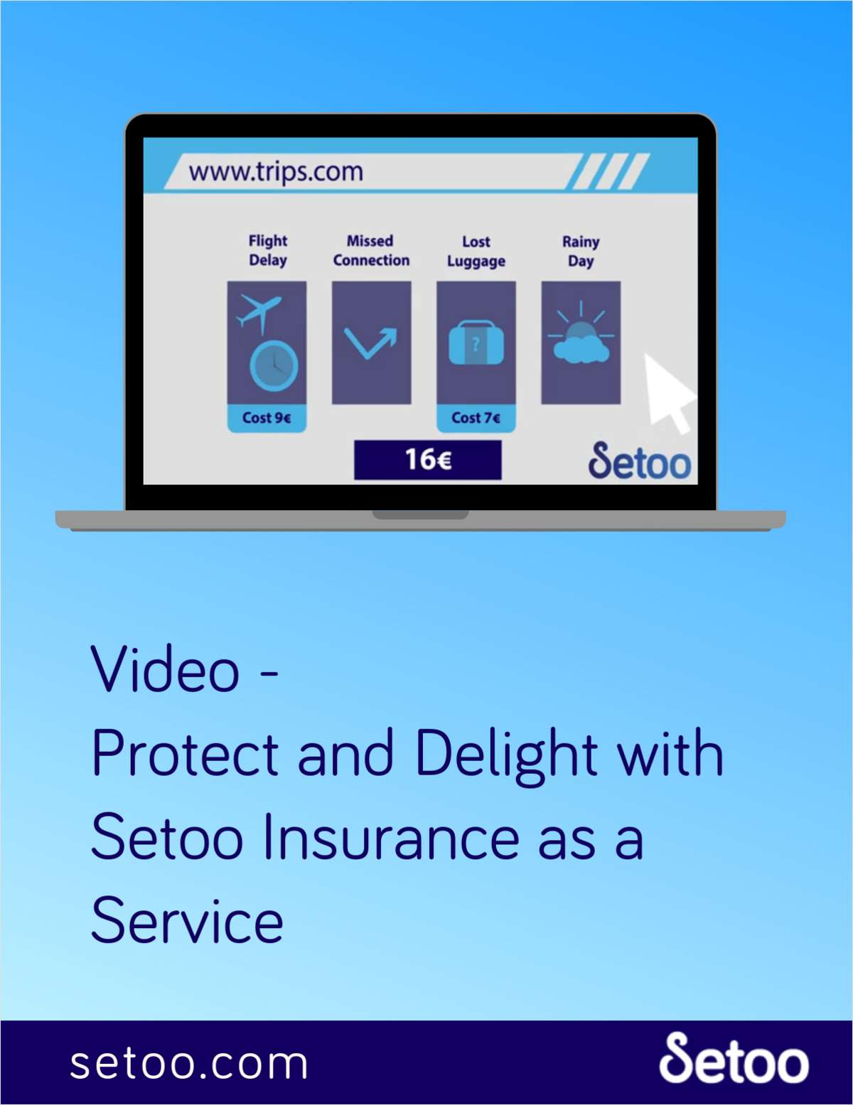 Protect and Delight with Setoo Insurance as a Service