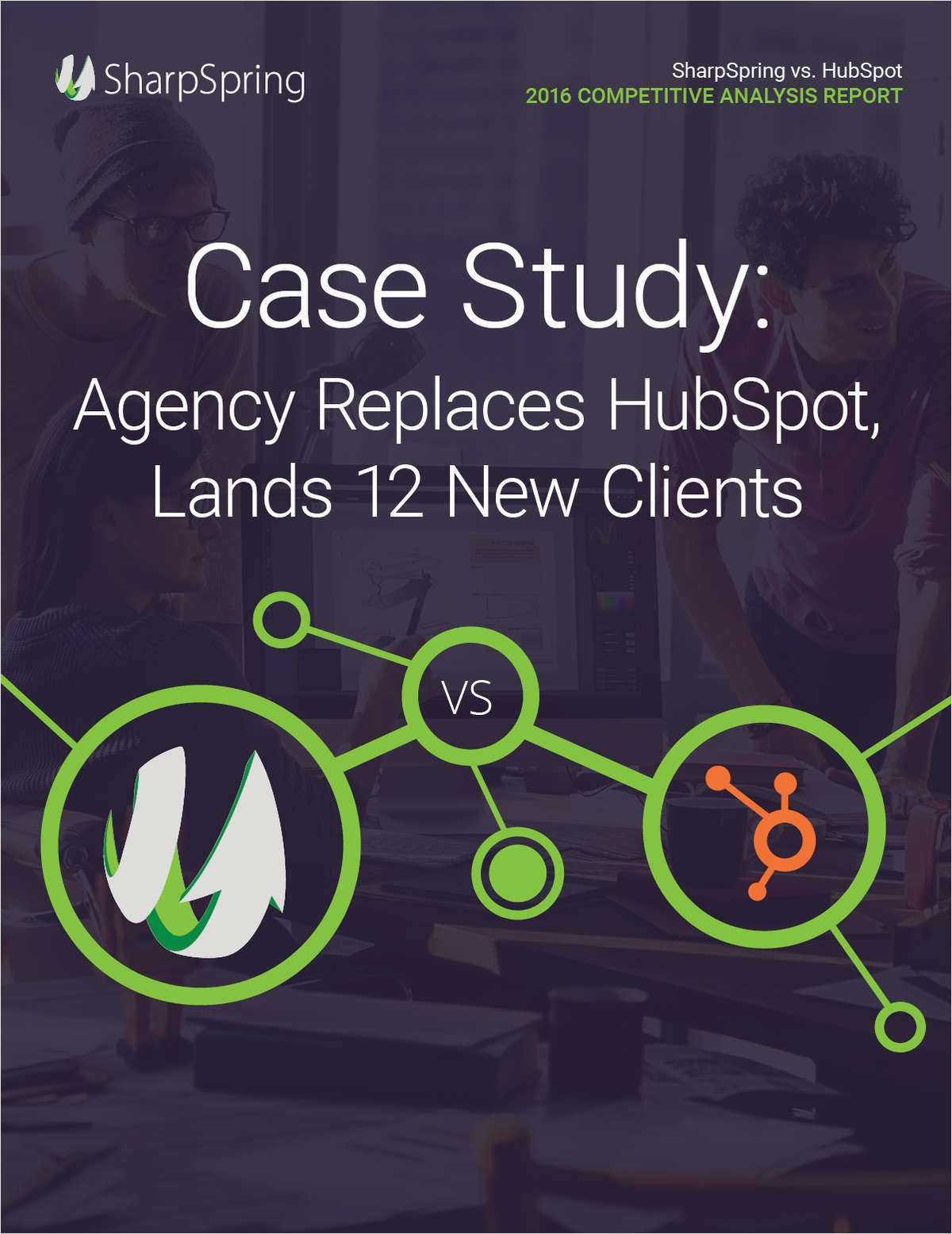 Agency Replaces HubSpot - Lands 12 New Clients
