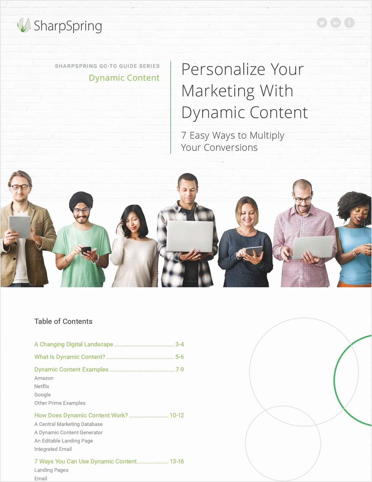 7 Easy Ways to Multiply Conversions With Dynamic Content