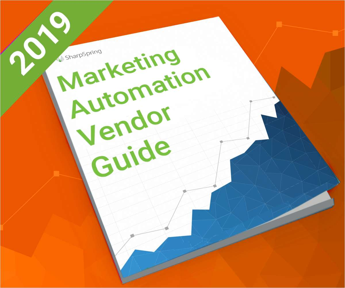 [2019 Interactive Report for Agencies] Compare Pricing and Features for 6 Marketing Automation Vendors