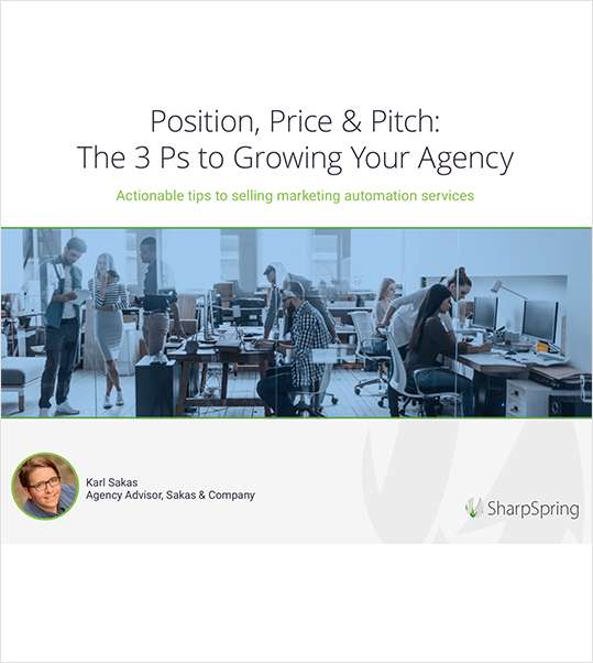 The 3 Ps to Growing Your Agency