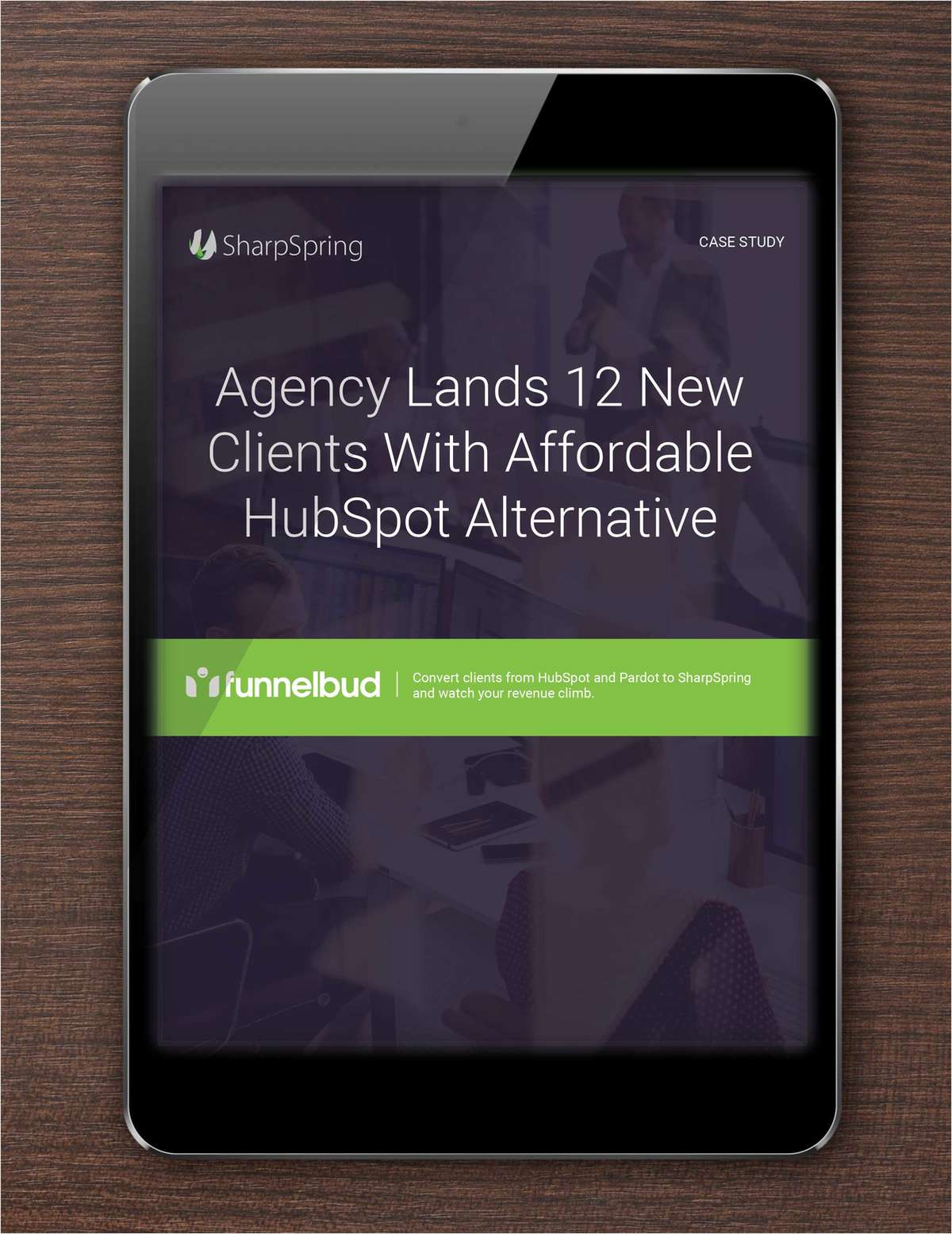 Agency Replaces HubSpot, Lands 12 New Clients