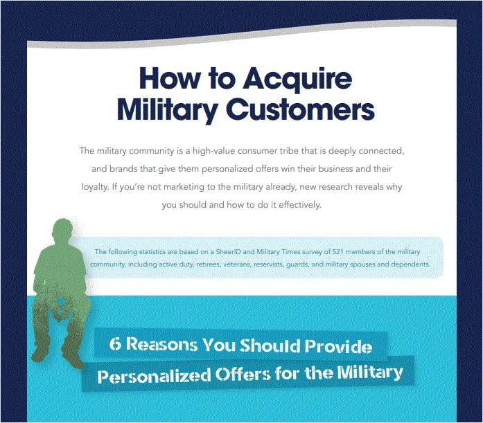 How To Acquire Military Customers