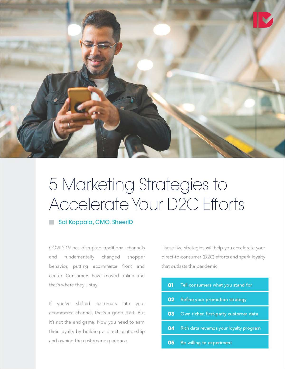 5 Marketing Strategies to Accelerate Your D2C Efforts