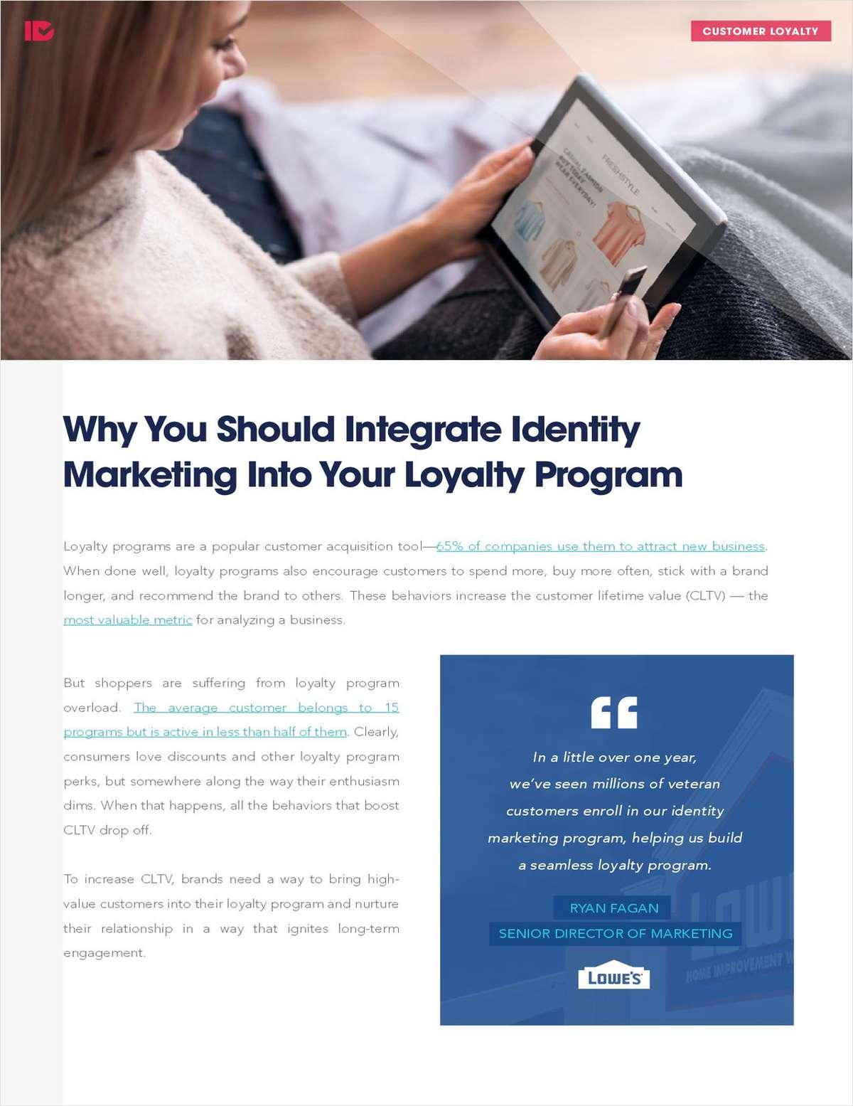 7 Ways Identity Marketing Increases Customer Loyalty