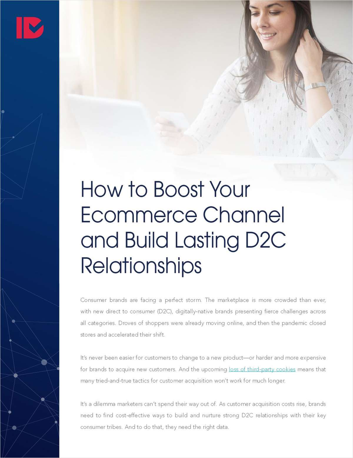 6 Tips to Boosting Your Ecommerce Channel and Building Lasting D2C Relationships