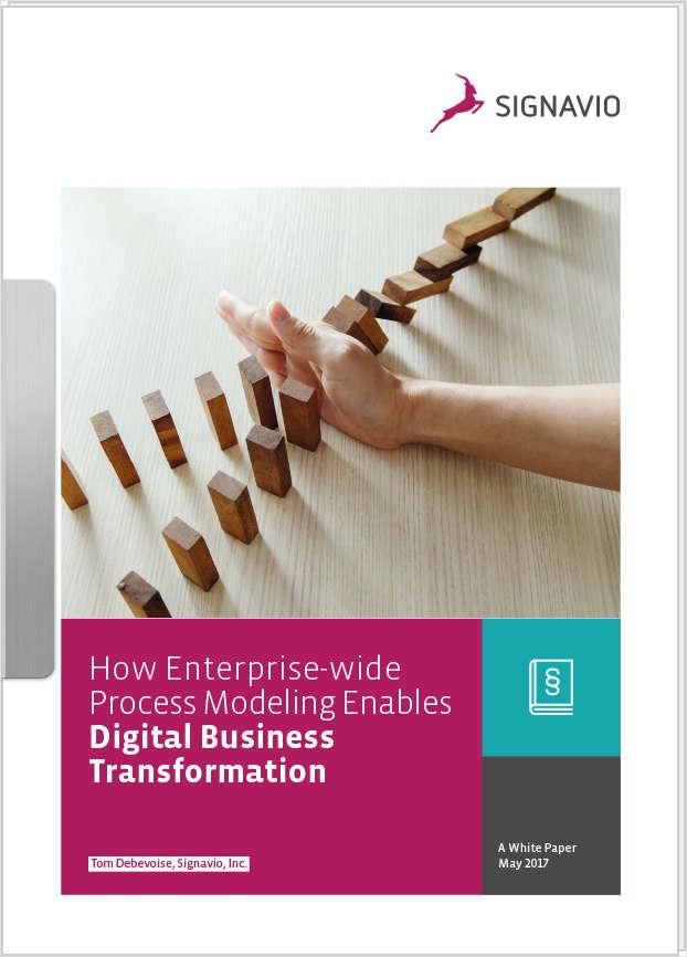 How Enterprise Process Modeling Enables Business Transformation