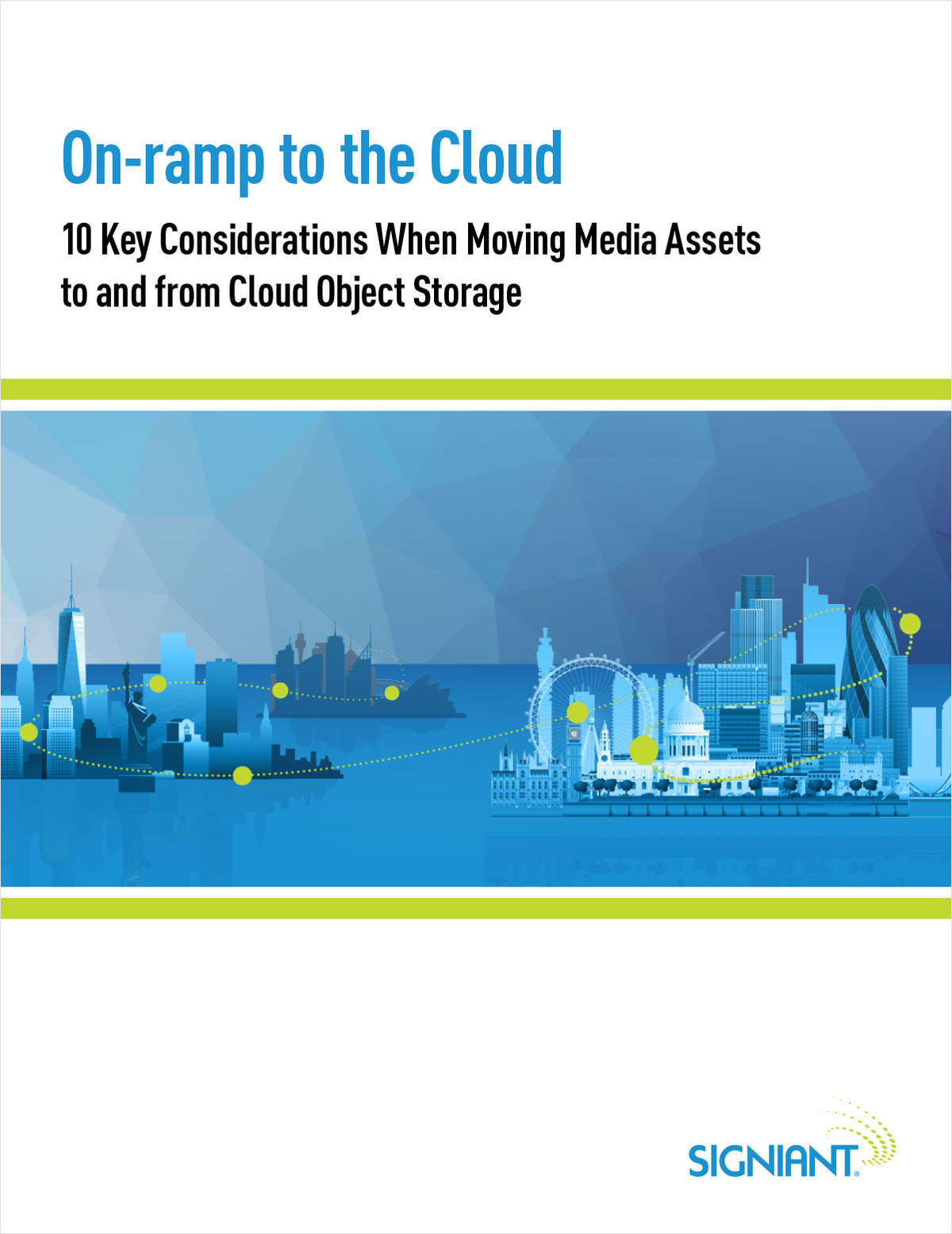 On-ramp to the Cloud