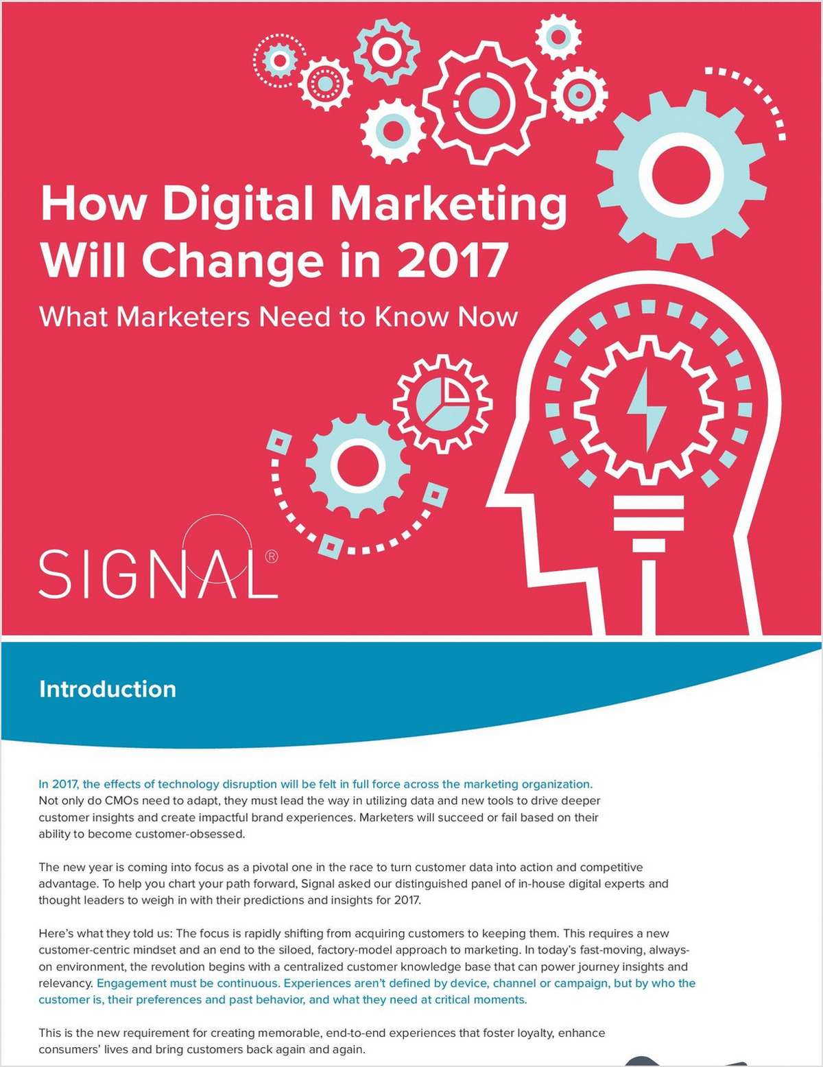 How Digital Marketing Will Change in 2017